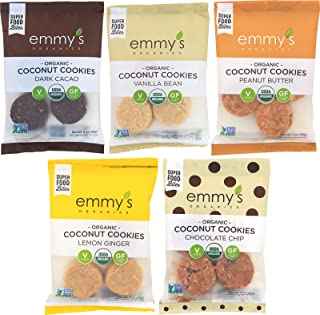 Best coconut cacao cookies Reviews