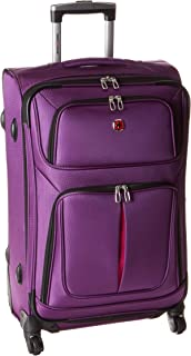 """SwissGear 25"""" Luggage/Purple/Pink"""