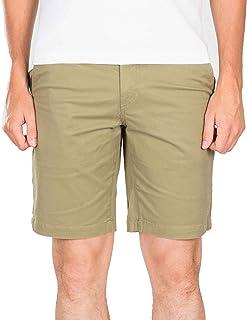 Volcom Men's Frickin Slim Chino Short Herren kurze Hose Grün Frickin Men's Slim Chino Shorts Green