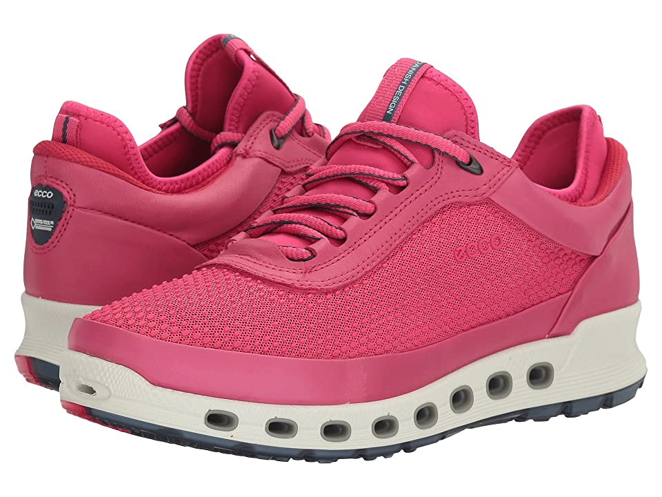 ECCO Cool 2.0 Gore-Tex Textile (Beetroot/Beetroot) Women