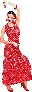 Guirca- Disfraz adulta flamenca, Talla 38-40 (80629.0