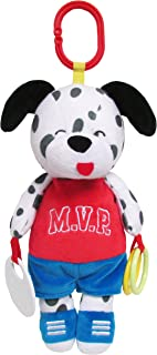 Carter's Dalmatian Dog Activity Toy, 13 inches