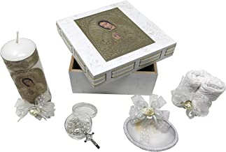 Best christening candle box Reviews