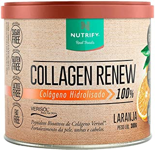 Collagen Renew Verisol - 300G Laranja - Nutrify, Nutrify