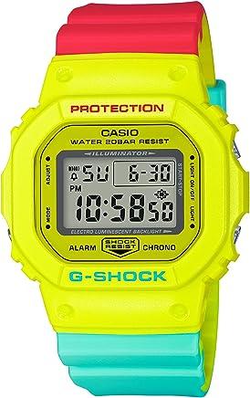 [カシオ]CASIO 腕時計 G-SHOCK ジーショック ブリージ-ラスタカラー DW-5600CMA-9JF メンズ