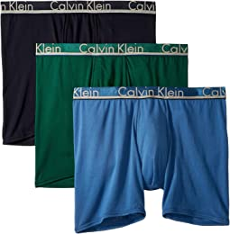 Comfort Microfiber 3-Pack Boxer Brief