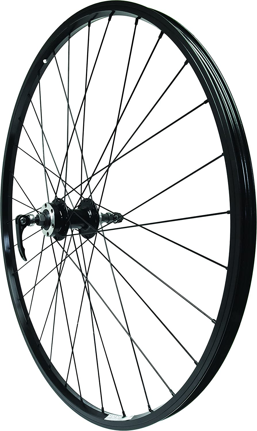 Wheel Al 26 Fwheel Alex Z1000 Qr 6Bolt Black