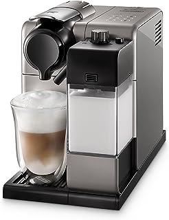 Nespresso Lattissima Touch Original Espresso Machine with Milk Frother by De'Longhi, Silver