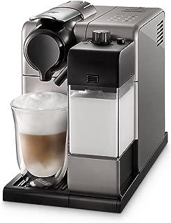 Nespresso EN550S Lattissima Touch Original Espresso Machine with Milk Frother by De'Longhi, Silver