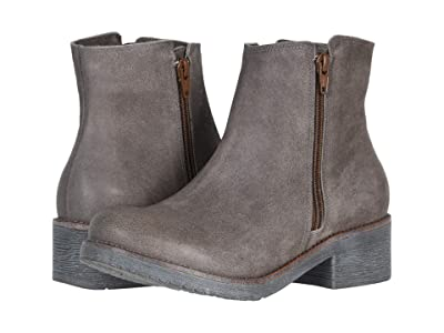 Naot Wander (Brushed Taupe Gray Suede) Women