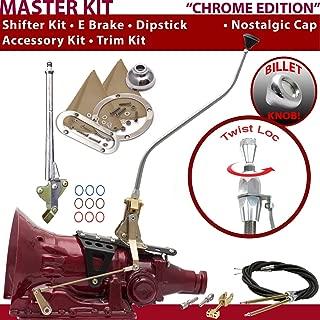 American Shifter 529116 Shifter (45RFE 23 Swan E Brake Cable Trim Kit Dipstick for F554C)