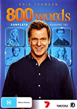 800 Words Seasons 1-2 Set NON-USA FORMAT, PAL, Reg.0 Australia