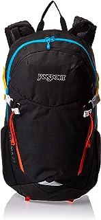 JanSport Unisex-Adult Tahoma 27 Backpack, Black/White - JS0A3EPL