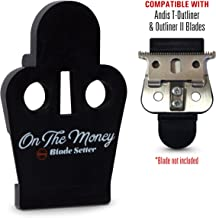 ON THE MONEY 10 Sec Blade Setter (Andis Outliners)