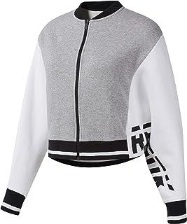 Reebok Women's Wor Myt Ts Top Jacket, Brgrin, M