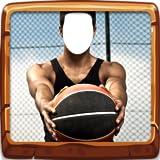 Montaje de fotos de baloncesto