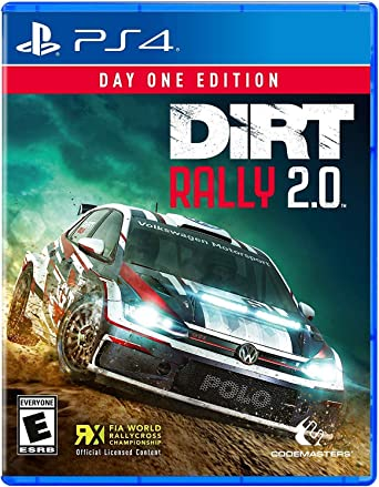 Dirt Rally 2.0 (Day 1)