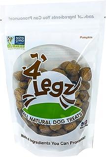 4Legz Organic Pumpkin Natural Crunchy