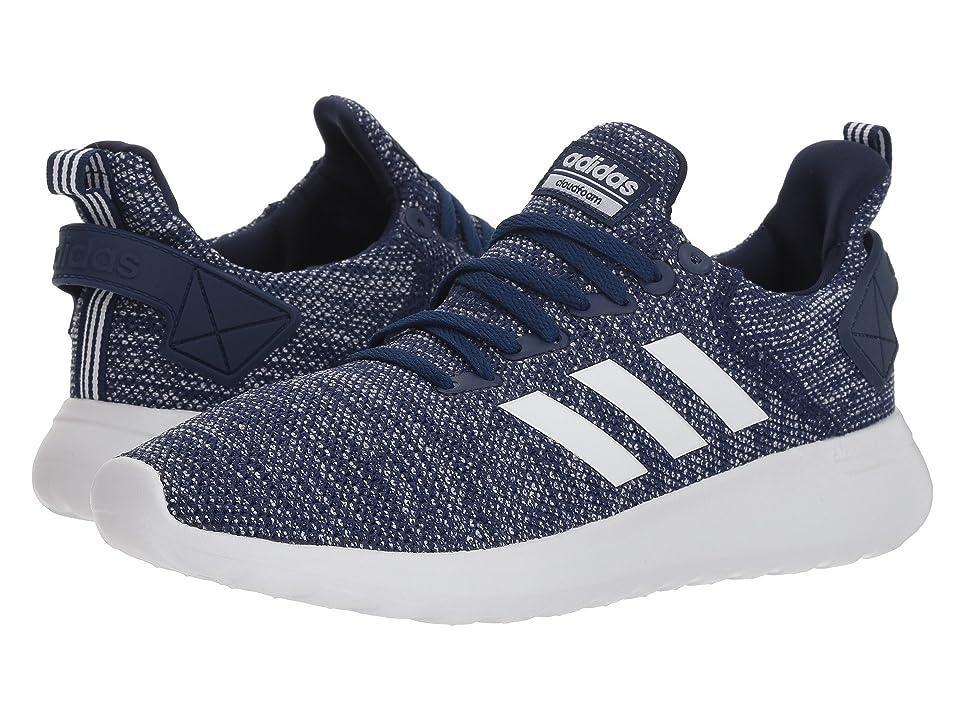 adidas Cloudfoam Lite Racer BYD (Dark Blue/White/White) Men's Running Shoes