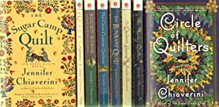 Elm Creek Quilts Set of 8 Books: The Quilter's Apprentice; Round Robin; The Cross-Country Quilters; The Runaway Quilt; The Quilter's Legacy; The Master Quilter; The Sugar Camp Quilt; Circle of Quilters (Elm Creek Quilts, 1-7; 9)