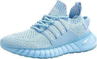 أحذية رياضية عصرية للرجال والنساء من UBEE أحذية رياضية ممتصة للصدمات والمشي والجري