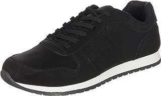 Polaris Erkek 92.356036.M Moda Ayakkabılar, Siyah, 42