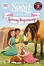 Spirit Riding Free: Spring Beginnings (Passport to Reading Level 2)