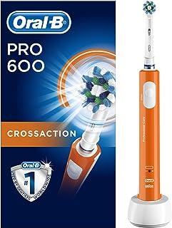 Oral-B Pro 600 Elektrische tandenborstel, met CrossAction opzetborstel