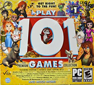 Play 101 Premium Games Collection