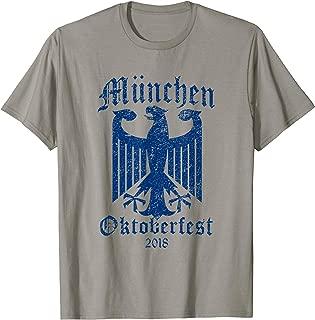 Official Oktoberfest 2018, German Octoberfest Munich T-Shirt