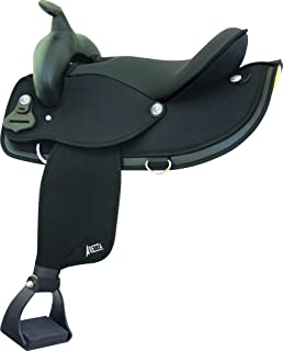 ABETTA Flex Gaited Comfort Trail Saddle