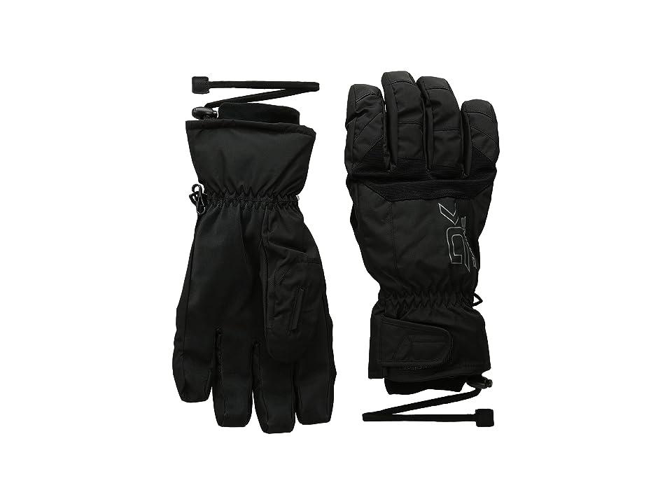 Dakine Scout Short Glove (Black 3) Snowboard Gloves