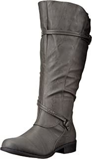 Women's Olive-Xwc Riding Boot