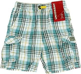 Boys Lightweight Pull on Cargo Shorts (4, Archer Green)