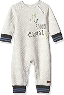 Robeez Baby Boys' Quilted Coverall