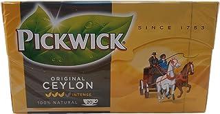 Pickwick Tee Ceylon, reiner Tee, Schwarzer Tee, Schwarztee, 20 Teebeutel
