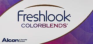 Freshlook Colorblends Pure Hazel (-2.25) - 2 Lens Pack