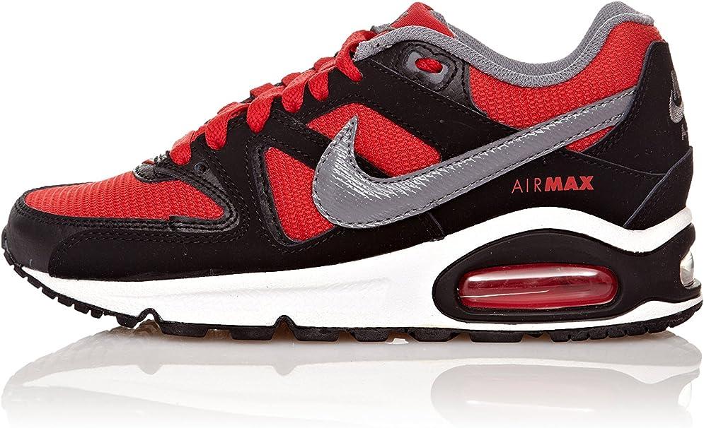 air max nero rosso