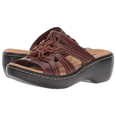 Clarks Delana Venna (Brown Multi) Women