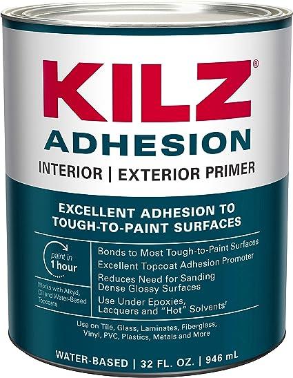 KILZ Adhesion High-Bonding Interior/Exterior