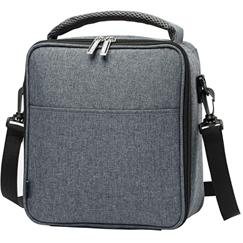 66bba768264 E-manis Insulated Lunch Bag Lunch Box Cooler Bag with Shoulder Strap for Men  Women