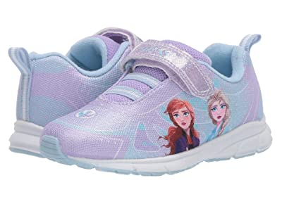 Josmo Kids Frozen Sneaker (Toddler/Little Kid) (Light Purple) Girls Shoes