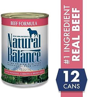 Natural Balance Ultra Premium Wet Dog Food