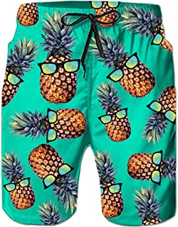 0611f21826 TUONROAD Mens 3D Printed Funny Swim Trunks Quick Dry Beachwear Sports  Running Swim Board Shorts Mesh