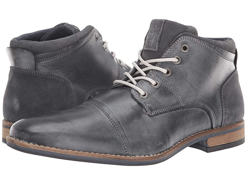 PARC City Boot Christie (Black Wash) Men