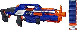 Nerf- CS18 Ner Elite rapidstrike, Color Negro, Azul, Naranja (Hasbro A3901EU4)