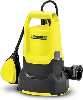Kärcher 1.645-501.0 Pompa Odwadniająca, 250 W, 220 V, Żółty/Czarny, 6000 l/h