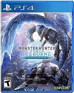 Monster Hunter World: Iceborne Master Edition -  PlayStation 4 Standard Edition