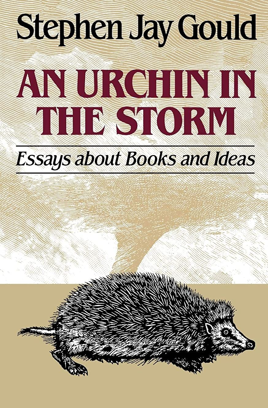 不道徳十代出血Urchin in the Storm: Essays About Books and Ideas
