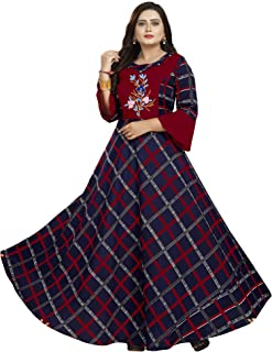 Yashaswini Checkered Design with Attractive Color and Elegance Look with Handwork